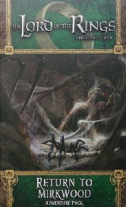Lord of the Rings : The Card Game - Return to Mirkwood